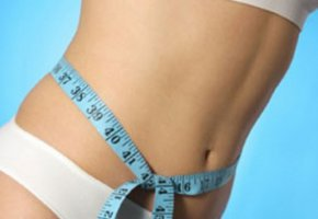 как похудеть в области живота и спины