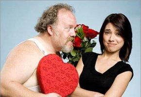 Любовь между мужчиной и девочкой