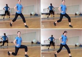 убрать жир с ляшек за неделю упражнения