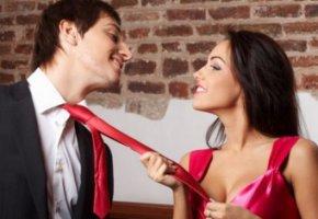 Поведение порня при встрече возлюбленной