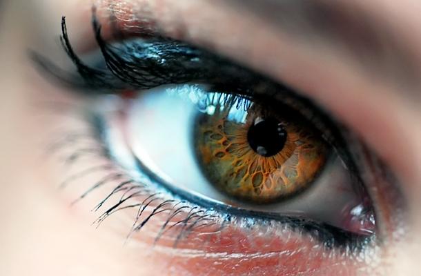 глаза фото карие зелёные